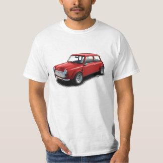 "Mini Cooper Classic Vintage Auto Car 1969 ""Mini Ca Tees"