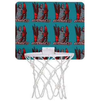 Mini DN Basketball Hoop