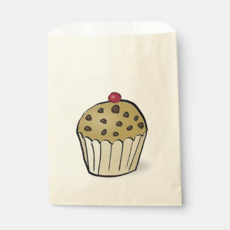 Mini Muffins Favour Bags