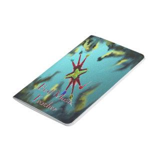 Mini Notes - Stress Abstract Design - Customizable Journal
