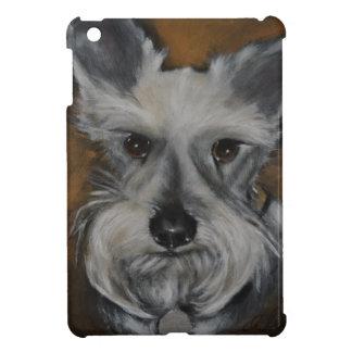 Mini Schnauzer Design No.2 iPad Mini Cases