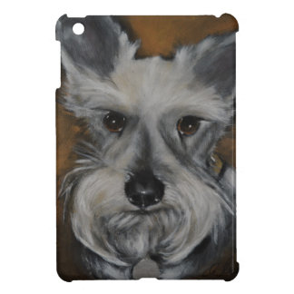 Mini Schnauzer Design No.2 iPad Mini Cover