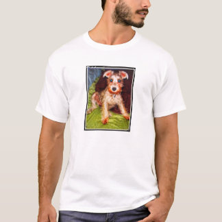 Mini-schnauzer Tshirt