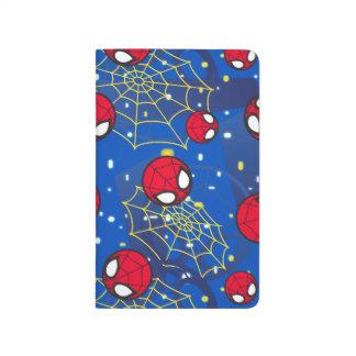 Mini Spider-Man and Web Pattern Journals