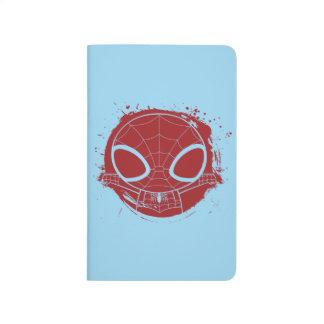 Mini Spider-Man Grunge Graphic Journal