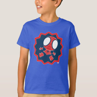 Mini Spider-Man in Callout Graphic T-Shirt