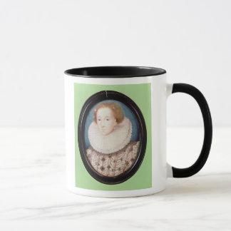 Miniature of Queen Elizabeth I Mug