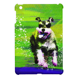 Miniature Schnauzer Cover For The iPad Mini