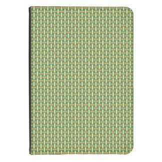 """Minimal Geometric Pattern - Japan """"Green Pastures"""""""