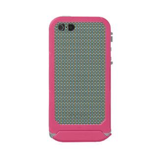 "Minimal Geometric Pattern - Japan ""Hazy Sunshine"" Incipio ATLAS ID™ iPhone 5 Case"