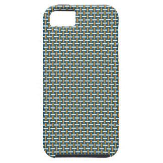 "Minimal Geometric Pattern - Japan ""Hazy Sunshine"" iPhone 5 Cases"