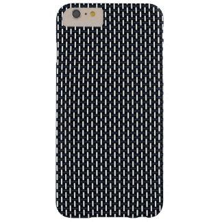 "Minimal Geometric Pattern - Japan ""Winter Night"" W Barely There iPhone 6 Plus Case"