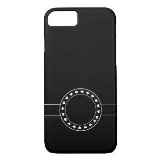 Minimal Hearts Phone Case
