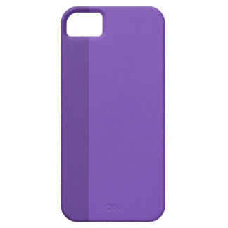Minimal Purple Stripe iPhone 5 iPhone 5 Cases