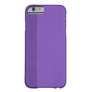 Minimal Purple Stripe iPhone 6 case Barely There iPhone 6 Case
