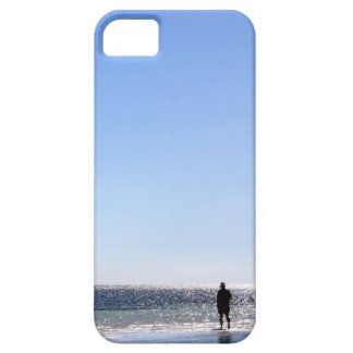 minimalism: relax at seaside barely there iPhone 5 case