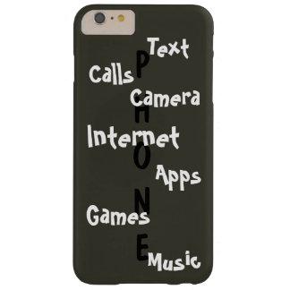 Minimalism Trendy iPhone Case Grey Colorblock
