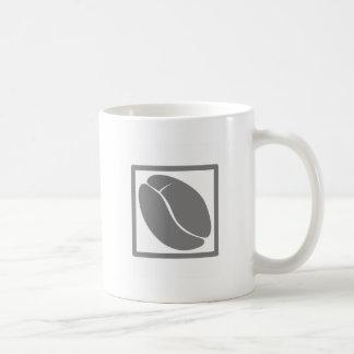Minimalist coffee themed mug