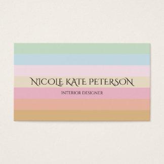 Minimalist Elegant Pastel Colors Interior Designer