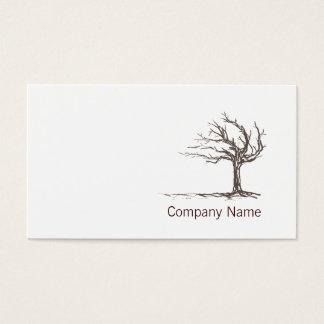 Minimalistic Modern Zen Business Card Template
