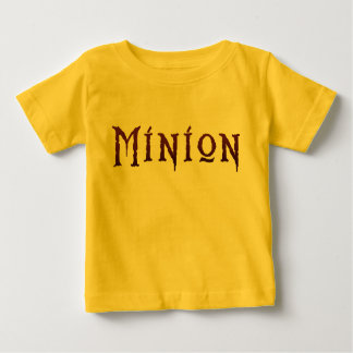 Minion Infant Shirt