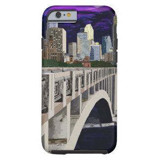 Minneapolis Slyline Tough iPhone 6 Case