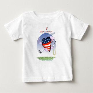 minnesota loud and proud, tony fernandes baby T-Shirt
