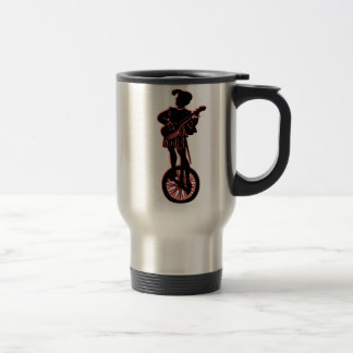 Minstrel Cycle Stainless Steel Travel Mug