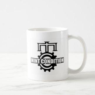 Mint Cog Logo Mug