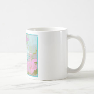 Mint pint colorful oil abstract gentle kind coffee mug