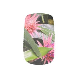 Minx Nails - Miltassia Orchid Minx Nail Art