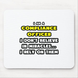 Compliance joke mouse pads - Compliance officer canada ...