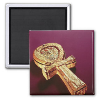 Mirror case in the form of an ankh 2 magnet