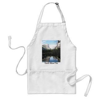 Mirror Lake - Yosemite Standard Apron