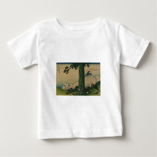 Mishima Pass in Kai Province Baby T-Shirt