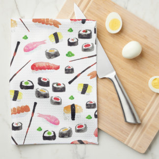 Miso Hungry Tea Towel