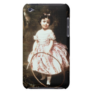 Miss Ehrler, 1861 (oil on canvas) Barely There iPod Cases