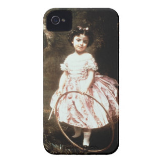 Miss Ehrler, 1861 (oil on canvas) iPhone 4 Case-Mate Case