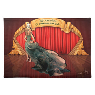 Miss Glinda Goodwench Placemat