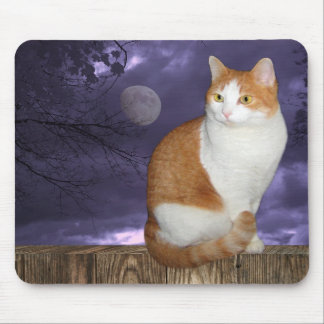Miss Purrfect Mouse Pad