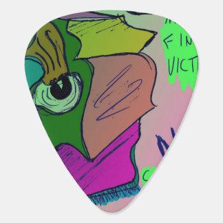 Miss You Pickadoo Guitar Pick