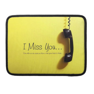 miss you sleeve for MacBooks