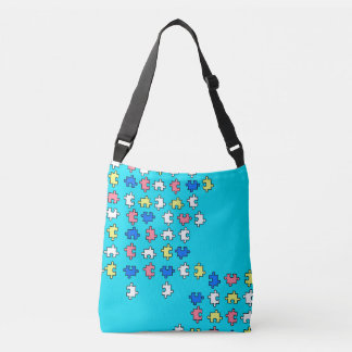 Missing Pieces Crossbody Bag