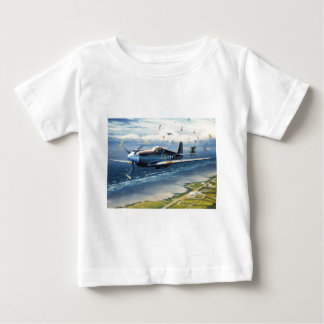 Mission Over Normandy by William S. Phillips Baby T-Shirt