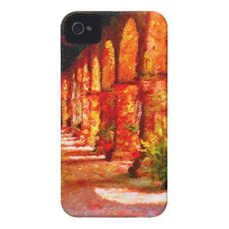 Mission San Juan Capistrano California Abstract iPhone 4 Case