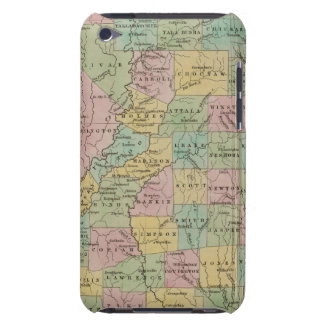 Mississippi 11 barely there iPod case