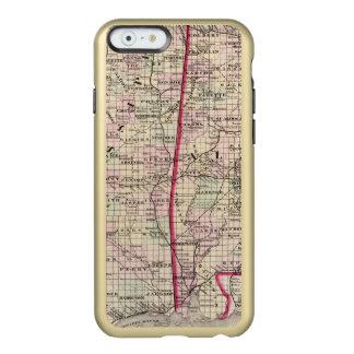 Mississippi and Alabama Incipio Feather® Shine iPhone 6 Case