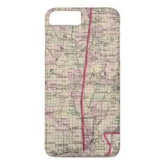Mississippi and Alabama iPhone 7 Plus Case