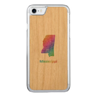 Mississippi Carved iPhone 7 Case