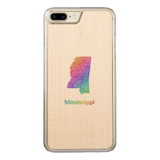 Mississippi Carved iPhone 7 Plus Case